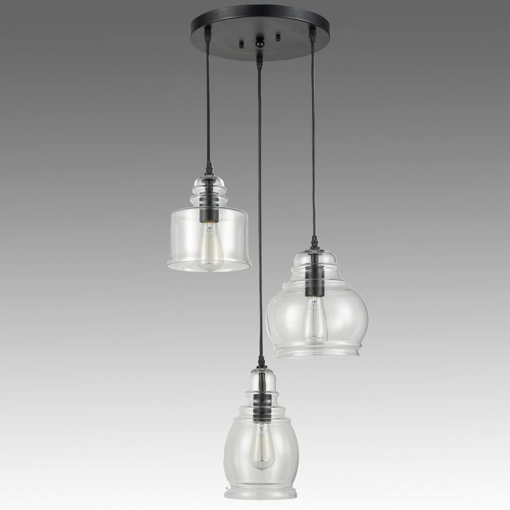 CLAXY Ecopower Vintage Pendant Lighting