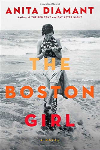 """""""The Boston Girl - A Novel"""" av Anita Diamant"""