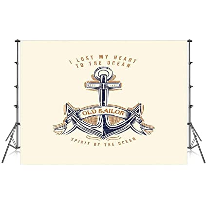 Anchor - Telón de Fondo, Estilo Tatuaje, símbolo de la Antigua ...