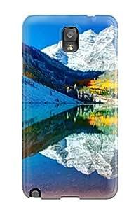 Jerry marlon pulido's Shop Hot 8999584K21203433 Ideal TashaEliseSawyer Case Cover For Galaxy Note 3(mountain), Protective Stylish Case