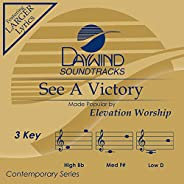 See A Victory [Accompaniment/Performance Track]