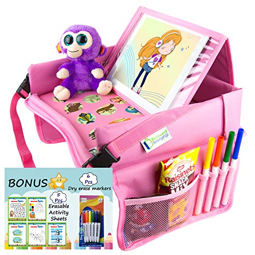 Kids Travel Tray for