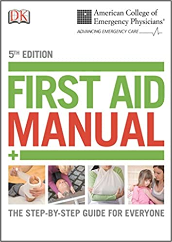 ACEP First Aid Manual cover