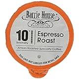 Barrie House Espresso Roast Single Cup Capsule, 24 Count