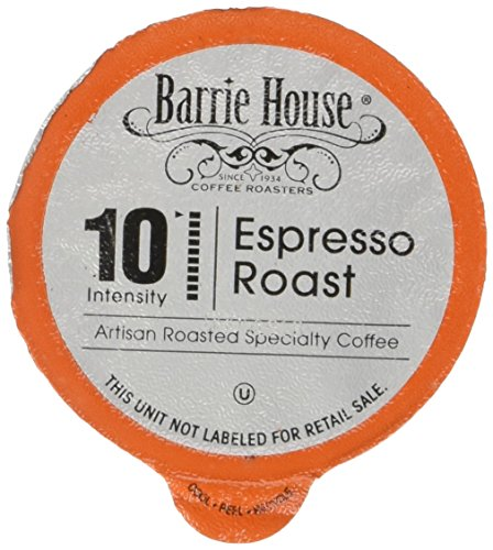 Barrie House Espresso Single Capsule