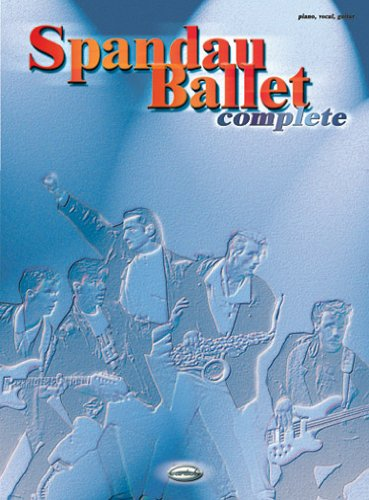Spandau Ballet Complete PDF