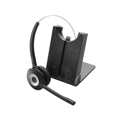 Amazon.com: Jabra PRO 930 MS Mono Lync Optimized Wireless Headset