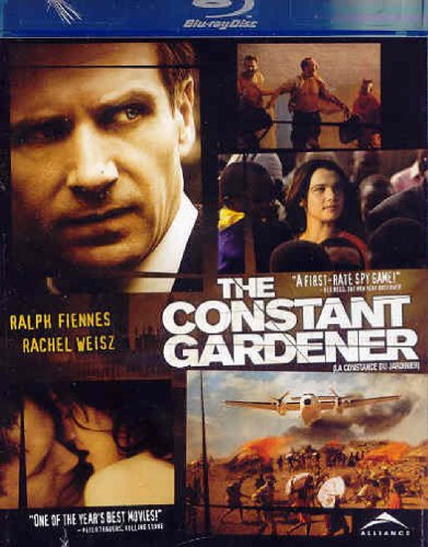 The Constant Gardener Movie Trailer Reviews And More