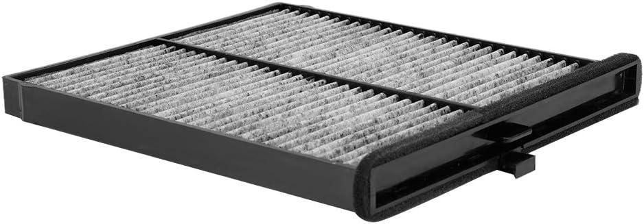 Gorgeri Innenraumluftfilter Auto Air Filter Aktivkohle Auto Anti Pollen Staub Luftfilter f/ür CX-5 2012-2017 KD45-61-J6X
