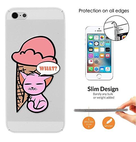 ice cream cone case iphone 4s - 2