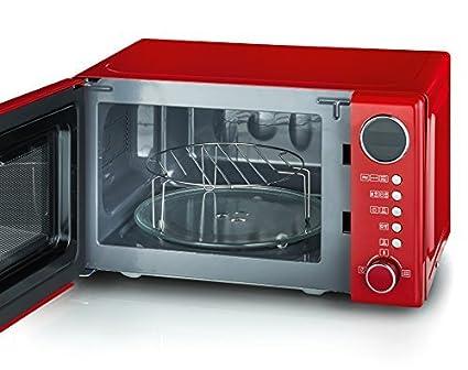 Retro Kühlschrank Severin : Severin mw 7893 integriertem kombinierten mikrowelle 20l 700 w rot