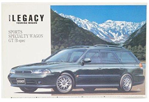 アオシマ 1/24 NEWレガシィツーリングワゴンGT・Bスペックの商品画像
