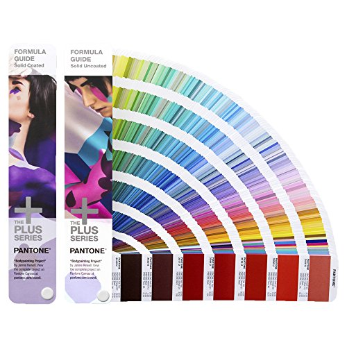 Pantone Coated & Uncoated GP1601N Formula Guide, Standard Set (Best Printer For Designers 2019)