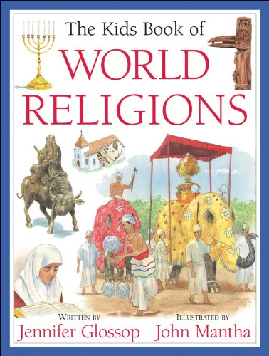 The Kids Book of World Religions by Brand: Kids Can Press