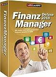Lexware FinanzManager Deluxe 2018 Box/Einfache Buchhaltungs-Software für private Finanzen & Wertpapier-Handel/Kompatibel mit Windows 7 oder aktueller