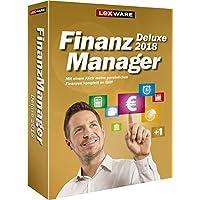 Lexware FinanzManager Deluxe 2018 Box|Einfache Buchhaltungs-Software für private Finanzen und Wertpapier-Handel|Kompatibel mit Windows 7 oder aktueller