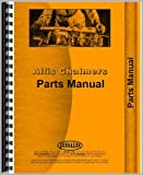 New Parts Manual For Allis Chalmers Fiat FR12 Tractors