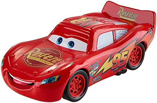 Diecast Driver (Disney/Pixar Cars Action Drivers Lightning Mcqueen Vehicle)