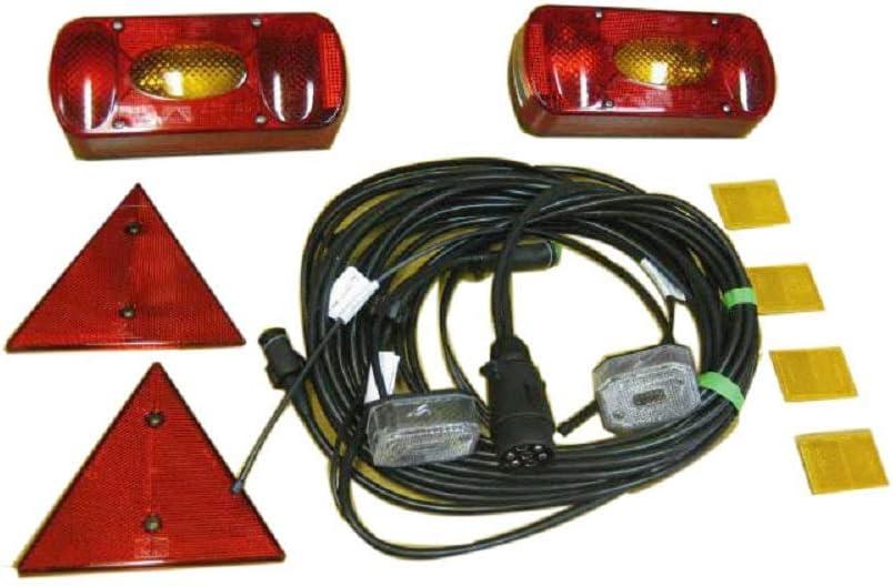 Aspock kit electrique pour remorques 3680 x 1700
