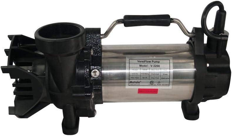Matala Versiflow V-3900 MKH-250 3850GPH