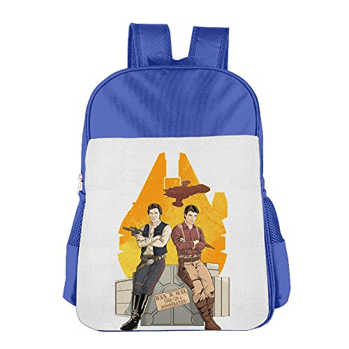Custom Firefly Star Wars Mashups Nathan Fillion Kids School Bag For 4-15 Years Old (Babe Ruth Costumes For Kids)