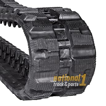 Amazon com: Bobcat T190 Aftermarket Rubber Track, 320x86x49