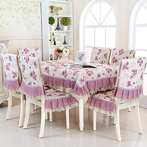 Large Romantic Lace Table Cloth,Wedding Table Cloth Rectangular Tablecloth,Home Decor Table Cover,manteles para mesa nappe  1 hai se wei B07R7NL7T2
