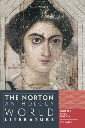 The Norton Anthology of World Literature (Shorter Third Edition)  (Vol. 1) by Brand: W. W. Norton Company