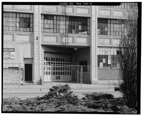 Photo: Kees Building,25 South Tenth Street,Minneapolis,Hennepin County,MN 3