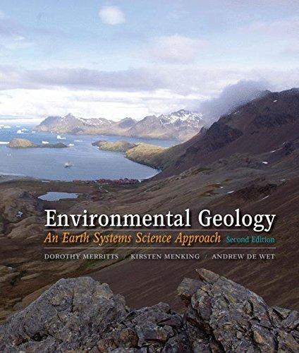 ENVIRONMENTAL GEOLOGY:EARTH SYSTEM...