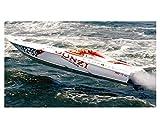 2003 Donzi 38 ZR Power Boat Team Donzi Photo Poster