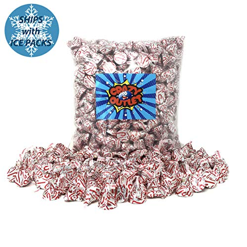 CrazyOutlet Pack - Hershey's Kisses Candy Cane, Peppermint Kisses Candy, 2 ()