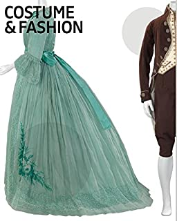 Book Cover: Costume & Fashion