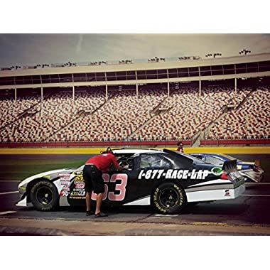 Charlotte Motor Speedway Drive 8 Minute Session At Nascar Racing Experience