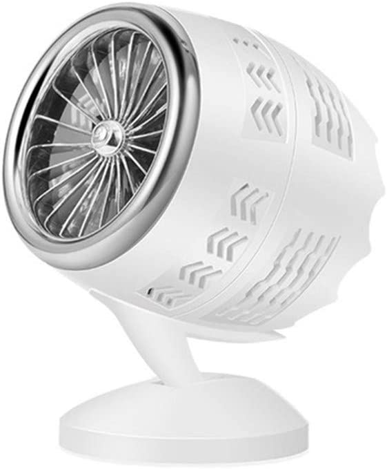 Younthone Portátil Creative Desktop Turbine Intelligence Fan USB ...