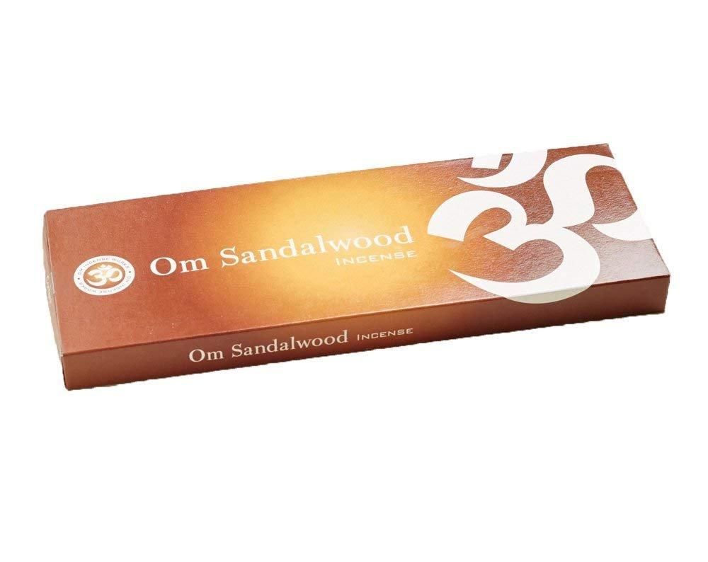 【10%OFF】 Om Incense Works Natural Fragrance Incense Sticks Sticks Works 100 B07F2X2BTB gサンダルウッド B07F2X2BTB, MANCAVE 【マンケイブ】:80e87335 --- egreensolutions.ca