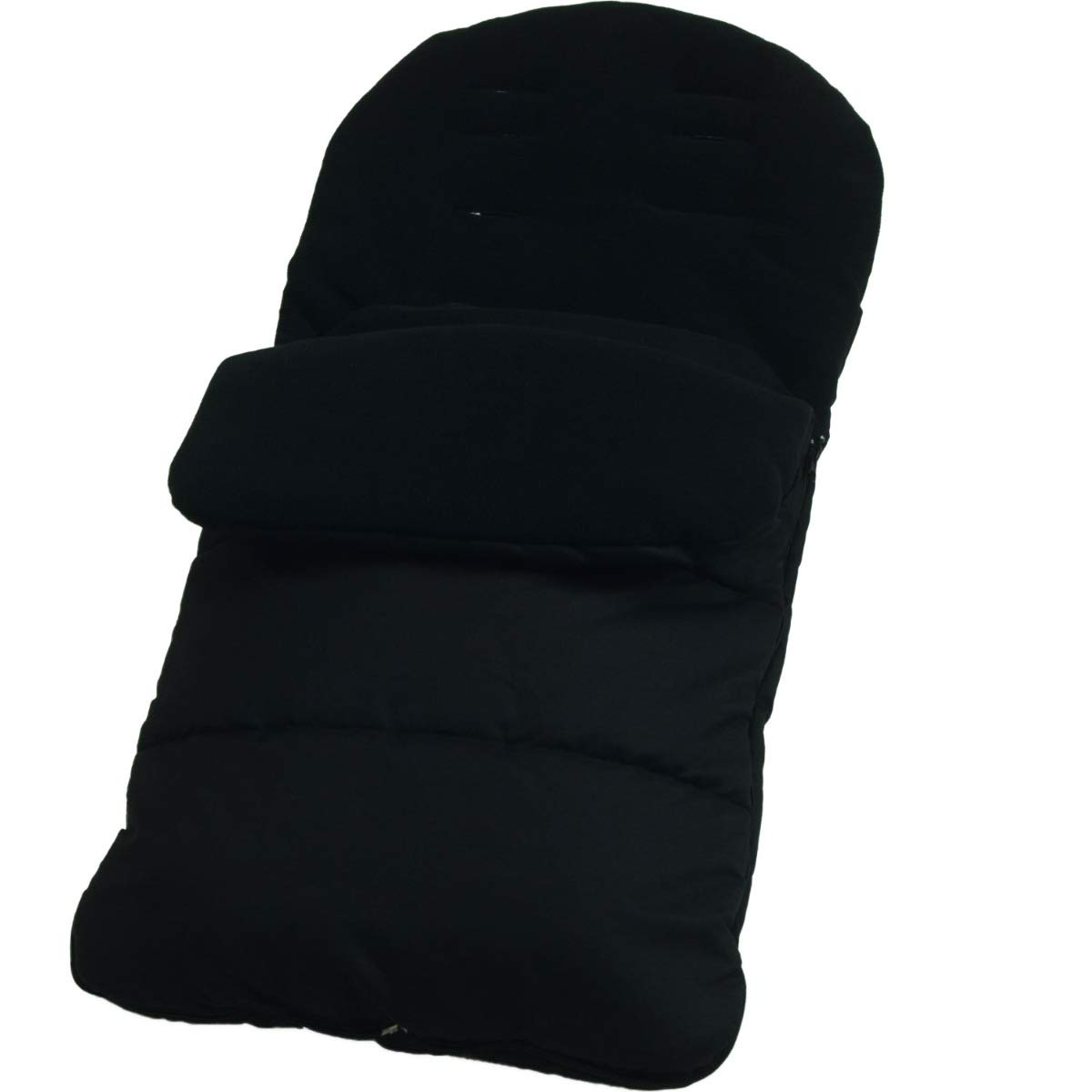 Premium Footmuff//Cosy Toes Compatible with My Babiie Katie Piper Black Jack