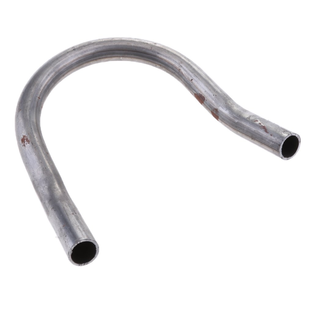 Sharplace 175mm Moto Cerceau de Siè ge Arriè re Boucle Loop Rear Seat pour Honda CG125 WY125
