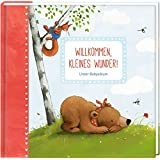 Babyalbum - BabyBär - Willkommen, kleines Wunder!: Unser Babyalbum