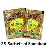 Samahan Ayurveda Herbal Ceylon Tea (4g X 25 Sachets Pack)