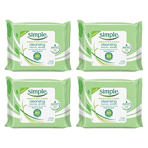 Simple Cleansing Wipes wipes Count product image