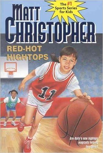 Book By Matt Christopher - Red-Hot Hightops (Matt Christopher Sports Classics) (1992-09-16)