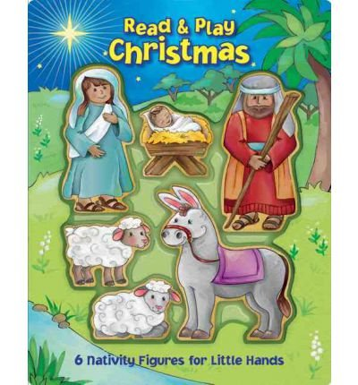Read Online Read & Play Christmas (Board book) - Common PDF