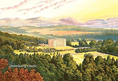 - Buyenlarge 0-587-03959-0-C2030 Drumlanrig Castle Gallery Wrapped Canvas Print, 20