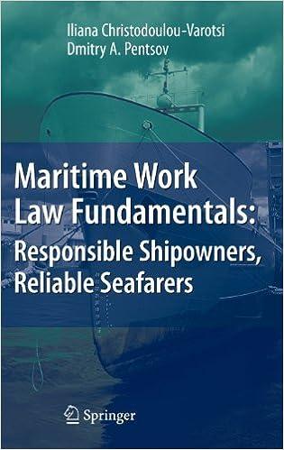 International Maritime Labour Law