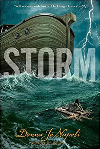 Amazon com: Storm (9781481403030): Donna Jo Napoli: Books