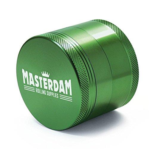 Masterdam Rolling Supplies 2 2 Inch Grinder