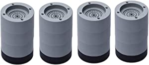 Washer And Dryer Anti-vibration Pads, Fridge Washer Leveling Feet, Washer And Dryer Feet Pads