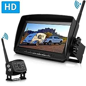 Amazon Com Dohonesbest Digital Wireless Backup Camera