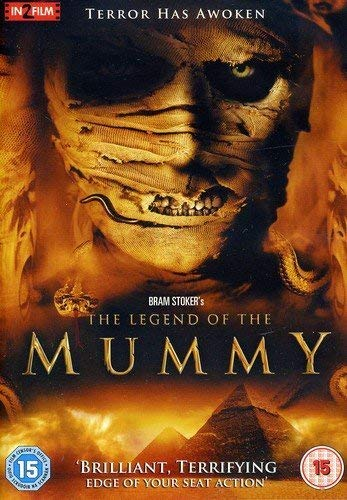 Legend of the Mummy